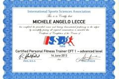 Certificazione ISSA